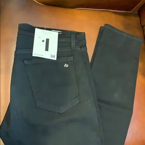 Rag & bone men's jeans size 34 extra slim fit NWT